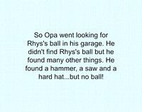 Rhys and His Missing Ball Page 16