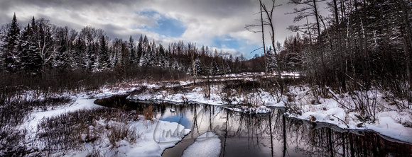 Winter Creek Honourable Mention