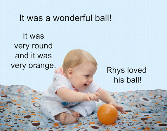 Rhys and His Missing Ball Page 2