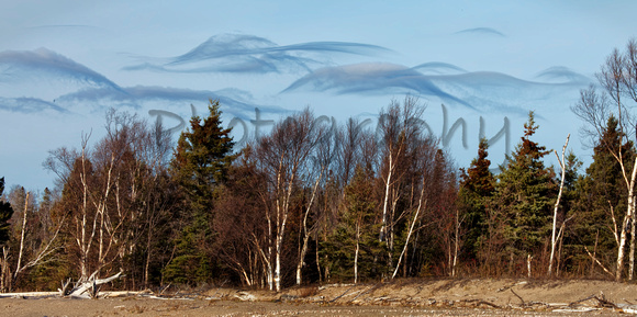 Moustache Clouds