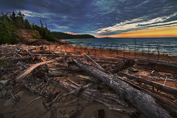 Middle Beach, Pukaskwa National Park 1